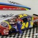 JEFF GORDON SIGNED AUTOGRAPHED RP PHOTO NASCAR RACING