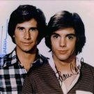 SHAUN CASSIDY AND PARKER STEVENSON SIGNED RP HARDY BOYS