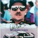 DALE EARNHARDT SR SIGNED AUTOGRAPHED RP PHOTO #3 NASCAR