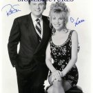 WHEEL OF FORTUNE SIGNED RP PHOTO PAT SAJAK VANNA WHITE