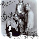 THE WHO SIGNED AUTOGRAPHED RP PHOTO ALL 3 DALTREY PETE+