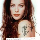 LIV TYLER SIGNED AUTOGRAPHED RP PHOTO VERY BEAUTIFUL
