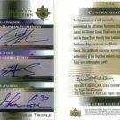 LADAINIAN TOMLINSON EDGERRIN JAMES & GREEN SIGNED AUTO