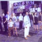 HEROES CAST SIGNED AUTOGRAPHED RP PHOTO ALL11 HAYDEN +