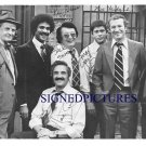 BARNEY MILLER FULL CAST SIGNED AUTOGRAPHED RP PHOTO