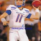 KELLEN MOORE SIGNED AUTOGRAPHED 8X10 RP PHOTO BOISE