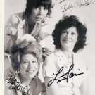 ALICE SHOW CAST SIGNED AUTOGRAPHED RP PHOTO MEL'S DINER