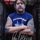 PHIL HARRIS THE DEADLIEST CATCH SIGNED AUTOGRAPHED 8x10 RP PHOTO CORNELIA MARIE