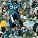 LENDALE WHITE AUTOGRAPHED 8x10 RP PHOTO TENNESSEE TITANS USC