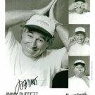 JIMMY BUFFETT SIGNED AUTOGRAPHED 8X10 RP PROMOTIONAL PROMO PHOTO MARGARITAVILLE BUFFET