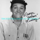 GEORGE LINDSEY AUTOGRAPHED 8x10 RP PHOTO GOOBER ANDY GRIFFITH SHOW GOMER PYLE