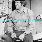 GEORGE LINDSEY AUTOGRAPHED 8x10 RP PHOTO ANDY GRIFFITH SHOW GOMER PYLE GOOBER
