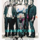 MAROON 5 BAND SIGNED AUTOGRAPHED 8x10 RP PROMOTIONAL PHOTO ADAM LEVINE +