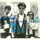 FERRIS BUELLER CAST AUTOGRAPHED RP PHOTO MATTHEW BRODERICK +  BUELLER'S DAY OFF