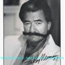 LEROY NEIMAN AUTOGRAPHED 8x10 RP PHOTO INCREDIBLE ARTIST AND IMAGINATION