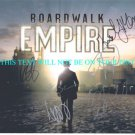 BOARDWALK EMPIRE CAST AUTOGRAPHED 8x10 RP PHOTO BY 7 BUSCEMI MACDONALD PITT +