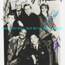 NIGHT COURT CAST AUTOGRAPHED 8x10 RP PHOTO BY ALL6 ANDERSON MOLL POST WARFIELD +