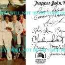 TRAPPER JOHN M.D. MD CAST AUTOGRAPHED 6x8 RP PROMO PHOTO BY 7 PERNELL ROBERTS +