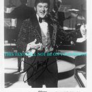 LIBERACE AUTOGRAPHED 8x10 RP PROMO PHOTO GREAT PERFORMER