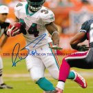 RICKY WILLIAMS SIGNED AUTOGRAPHED 8x10 RP PHOTO DOLPHINS