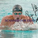 RYAN LOCHTE OLYMPIC GOLD MEDAL WINNER AUTOGRAPHED 8x10 RP PHOTO