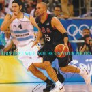JASON KIDD AUTOGRAPHED 8x10 RP PHOTO TEAM USA BASKETBALL GOLD MEDALIST