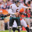 JAY CUTLER AUTOGRAPHED 8x10 RP PHOTO CHICAGO BEARS INCREDIBLE QB