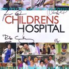 CHILDRENS HOSPITAL CAST AUTOGRAPHED 8x10 RP PHOTO BY 9 LAKE BELL ERINN HAYES +
