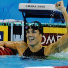 DARA TORRES AUTOGRAPHED 8x10 RP PHOTO OLYMPICS GOLD SILVER AND BRONZE MEDALIST