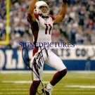 LARRY FITZGERALD SIGNED AUTOGRAPHED 8x10 RP PHOTO CARDINALS WR