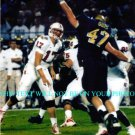 PHILIP RIVERS AUTOGRAPHED 8x10 RP PHOTO NC STATE QB