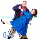 MIKE AND MOLLY CAST AUTOGRAPHED 8x10 RP PHOTO MELISSA MCCARTHY AND BILLY GARDELL