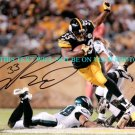 ISAAC REDMAN AUTOGRAPHED 8x10 RP PHOTO PITTSBURGH STEELERS