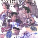 FRIENDS CAST SIGNED AUTOGRAPHED 8x10 PHOTO ROLLING STONE