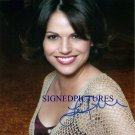 LANA PARRILLA AUTOGRAPHED 8x10 RP PHOTO ONCE UPON A TIME