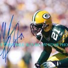 CHARLES WOODSON AUTOGRAPHED 8x10 RP PHOTO GREEN BAY PACKERS