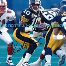 KORDELL STEWART AUTOGRAPHED 8x10 RP AUTO PHOTO PITTSBURGH STEELERS QB