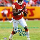 DWAYNE BOWE AUTO AUTOGRAPHED 8x10 RP PHOTO KANSAS CITY CHIEFS WR