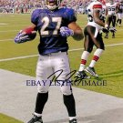 RAY RICE AUTOGRAPHED 8x10 RP PHOTO BALTIMORE RAVENS