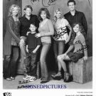 REBA CAST AUTOGRAPHED 8X10 STUDIO RP PUBLICTY MEDIA PHOTO ALL 7 McENTIRE +