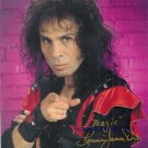 RONNIE JAMES DIO SIGNED RP PHOTO BLACK SABBATH HEAVEN