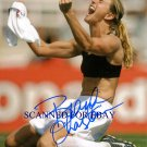 BRANDI CHASTAIN SIGNED 8x10 RP PHOTO USA SOCCER