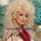 DOLLY PARTON SIGNED RP PHOTO BEAUTIFUL COUNTRY SINGER
