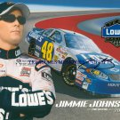 JIMMIE JOHNSON SIGNED RP PHOTO NASCAR CHAMP JIMMY