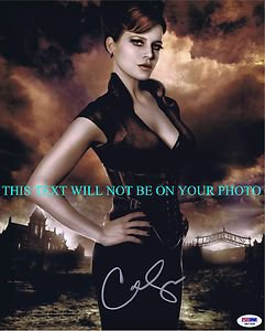 CARLA GUGINA AUTOGRAPHED 8x10 RP PHOTO WATCHMEN SIN CITY SO BEAUTIFUL