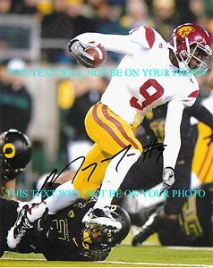 MARQISE LEE AUTO AUTOGRAPHED 8x10 RP PHOTO USC MARQUISE HEISMAN CANDIDATE
