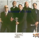 KOOL AND THE GANG ALL 5 AUTOGRAPHED 8X10 RP PHOTO FUNK