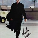NICHOLAS CAGE SIGNED AUTOGRAPHED 8x10 RP PHOTO FACE OFF WITH COOL CAPE NICOLAS