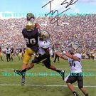 TYLER EIFERT AUTOGRAPHED AUTO 8x10 RP PHOTO AWESOME NOTRE DAME TE