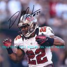 DOUG MARTIN AUTOGRAPHED AUTO 8x10 RP PHOTO TAMPA BAY BUCCANEERS